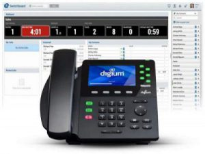 Digium phone for all business
